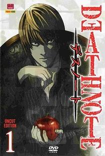 Death Note (1ª Temporada) - Poster / Capa / Cartaz - Oficial 25