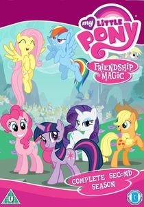 My Little Pony: A Amizade é Mágica (2ª Temporada) - Poster / Capa / Cartaz - Oficial 1