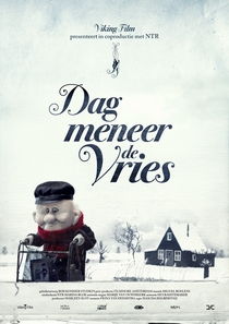 Adeus, Sr. De Vries - Poster / Capa / Cartaz - Oficial 1