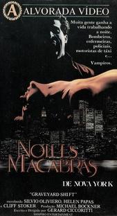 Noites Macabras de Nova York - Poster / Capa / Cartaz - Oficial 2