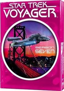 Jornada nas Estrelas: Voyager (7ª Temporada) - Poster / Capa / Cartaz - Oficial 2