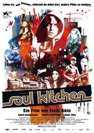 Soul Kitchen - Poster / Capa / Cartaz - Oficial 1