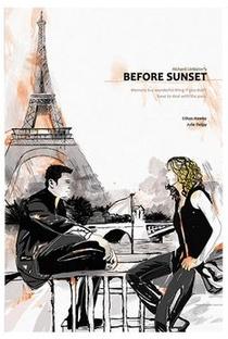 Antes do Pôr-do-Sol - Poster / Capa / Cartaz - Oficial 4