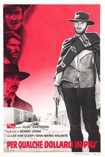 Por uns Dólares a Mais - Poster / Capa / Cartaz - Oficial 12