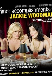 The Minor Accomplishments of Jackie Woodman (1ª Temporada) - Poster / Capa / Cartaz - Oficial 1