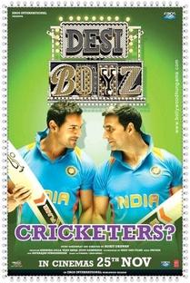 Desi Boyz - Poster / Capa / Cartaz - Oficial 11