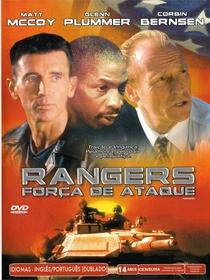 Rangers - Força De Ataque - Poster / Capa / Cartaz - Oficial 1