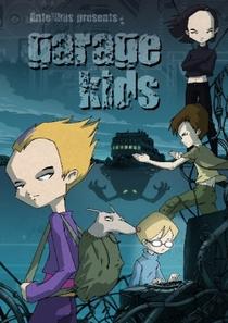 Garage Kids - Poster / Capa / Cartaz - Oficial 1