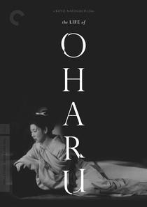 Oharu - A Vida de uma Cortesã - Poster / Capa / Cartaz - Oficial 1