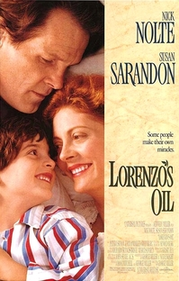 O Óleo de Lorenzo - Poster / Capa / Cartaz - Oficial 1