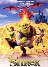 Shrek - Poster / Capa / Cartaz - Oficial 2