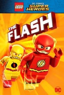 LEGO Super Heróis DC: O Flash - Poster / Capa / Cartaz - Oficial 1