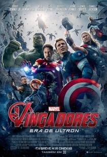 Vingadores: Era de Ultron - Poster / Capa / Cartaz - Oficial 1
