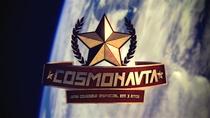Cosmonauta - Uma odisséia espacial em 3 atos  - Poster / Capa / Cartaz - Oficial 1