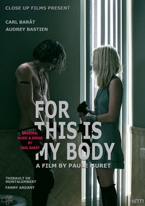 For This Is My Body - Poster / Capa / Cartaz - Oficial 1