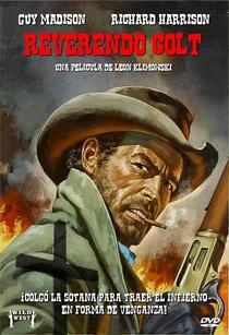 Reverendo Colt - Poster / Capa / Cartaz - Oficial 3