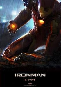 Homem de Ferro - Poster / Capa / Cartaz - Oficial 5