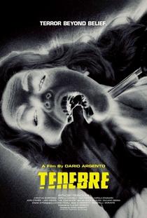 Tenebre - Poster / Capa / Cartaz - Oficial 13