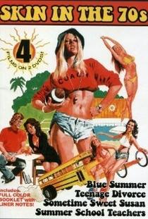 Blue Summer - Poster / Capa / Cartaz - Oficial 1