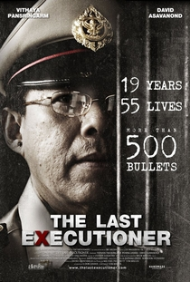 The Last Executioner - Poster / Capa / Cartaz - Oficial 2