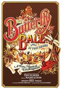 The Butterfly Ball - Poster / Capa / Cartaz - Oficial 1