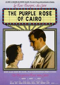 A Rosa Púrpura do Cairo - Poster / Capa / Cartaz - Oficial 4