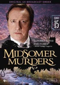 Midsomer Murders (15ª Temporada) - Poster / Capa / Cartaz - Oficial 1