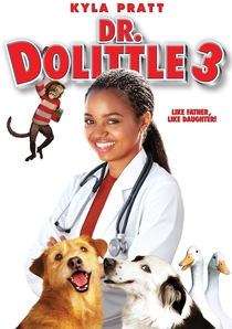 Dr. Dolittle 3 - Poster / Capa / Cartaz - Oficial 2