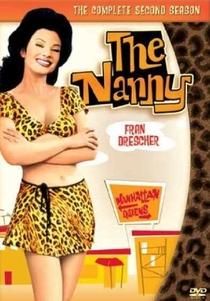 The Nanny ( 2ª Temporada ) - Poster / Capa / Cartaz - Oficial 1