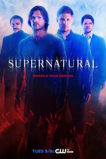 Sobrenatural (10ª Temporada) - Poster / Capa / Cartaz - Oficial 1