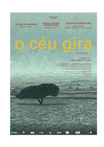 O Céu Gira - Poster / Capa / Cartaz - Oficial 1