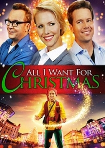 All I Want for Christmas - Poster / Capa / Cartaz - Oficial 1