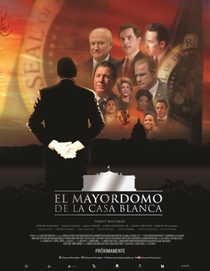 O Mordomo da Casa Branca - Poster / Capa / Cartaz - Oficial 6