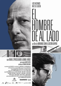 O Homem ao Lado - Poster / Capa / Cartaz - Oficial 2