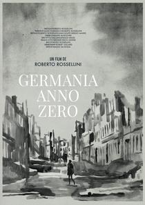 Alemanha, Ano Zero - Poster / Capa / Cartaz - Oficial 2