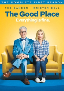 The Good Place (1ª Temporada) - Poster / Capa / Cartaz - Oficial 1