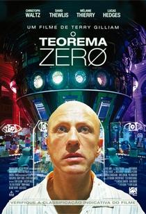 O Teorema Zero - Poster / Capa / Cartaz - Oficial 2