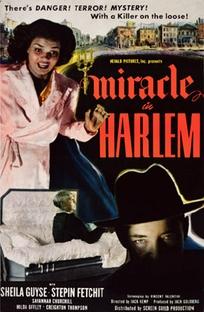 Miracle in Harlem - Poster / Capa / Cartaz - Oficial 1