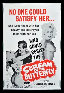 Scream of the Butterfly - Poster / Capa / Cartaz - Oficial 1