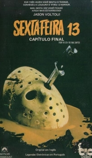 Sexta-Feira 13: Parte 4 - O Capítulo Final - Poster / Capa / Cartaz - Oficial 5