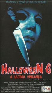 Halloween 6: A Última Vingança - Poster / Capa / Cartaz - Oficial 5