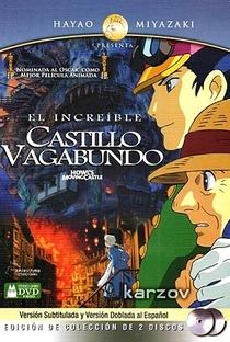O Castelo Animado - Poster / Capa / Cartaz - Oficial 22