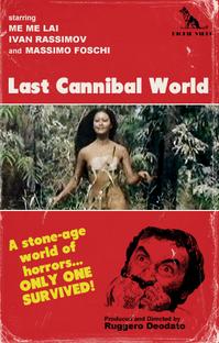 O Último Mundo dos Canibais - Poster / Capa / Cartaz - Oficial 4