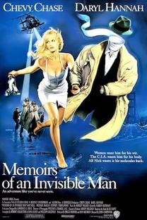 Memórias de um Homem Invisível - Poster / Capa / Cartaz - Oficial 2