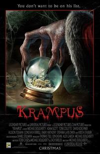 Krampus: O Terror do Natal - Poster / Capa / Cartaz - Oficial 1