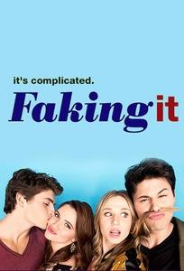 Faking It (2ª Temporada) - Poster / Capa / Cartaz - Oficial 2