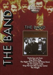 Classic Albums: The Band - The Band - Poster / Capa / Cartaz - Oficial 1