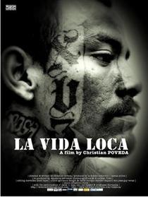 A vida louca - Poster / Capa / Cartaz - Oficial 1