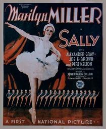 Sally - Poster / Capa / Cartaz - Oficial 1