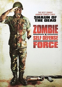 Zombie Self-Defense Force - Poster / Capa / Cartaz - Oficial 3